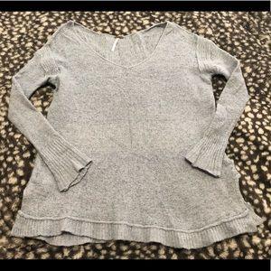 Free People Scoop Neck Sweater